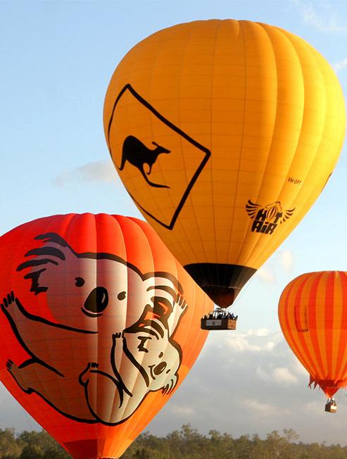 Scenic Balloon Flights